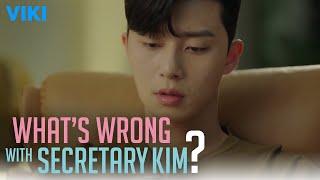 What's Wrong With Secretary Kim? - EP7 | Park Seo Joon Reminiscing Baby Park Min Yeong [Eng Sub]