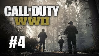 Call of Duty WWII Walkthrough Gameplay Part 4 – Mission 4: SOE PS4 Full HD – No Commentary