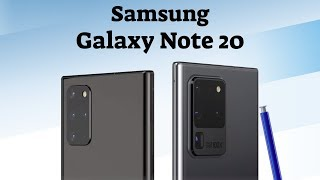 Презентация смартфонов Samsung Galaxy Note 20, 20+,Ultra - смотрим Unpacked 2020 с владельцем Note 8