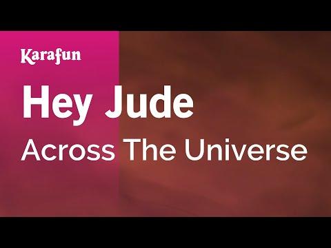 Karaoke Hey Jude - Across The Universe *