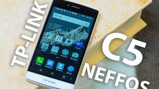Neffos C5 - обзор смартфона от TP-LINK - Keddr.com