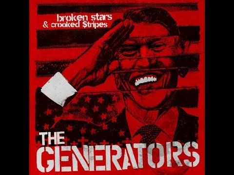 "The Generators - ""Back On The Job"""