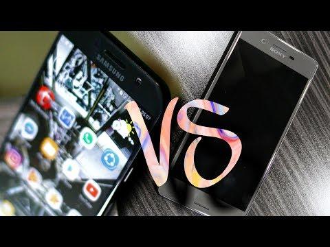 "Sony Xperia X (DUAL sim) VS Samsung Galaxy A5 2017 : Lebih dari sekedar ""ADU GADGET"""