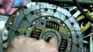 Dr CARRO   Dica embreagem acionada por cilindro hidraulico