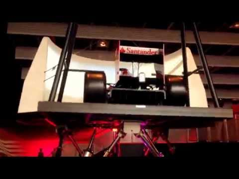 Dynamic F1 Simulator Ferrari World Abu Dhabi