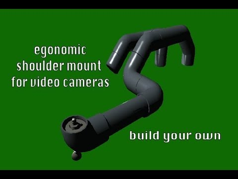 Video camera mounts and trucks PVC build your own vol.3