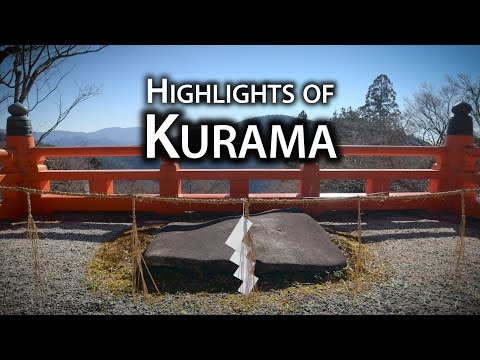 Places to Go: Mt Kurama