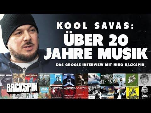 Kool Savas: Über 20 Jahre Musik - Das große Interview mit Niko BACKSPIN