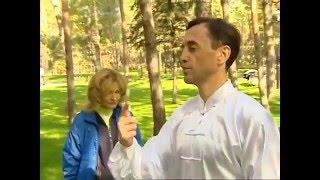 """Чжун Юань Цигун  г.Алматы. Программа """"Арена"""" 2008 год."""
