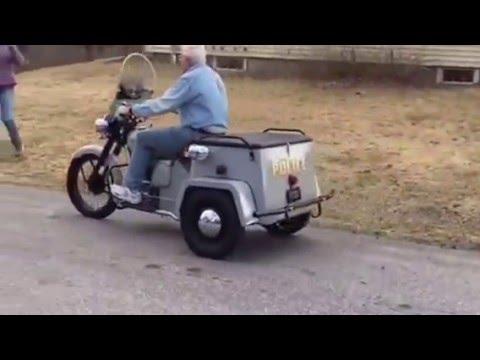 1952 Indian Patrol Rides Again
