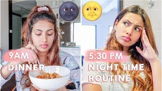 My Daily Routine in the Alphabetical Order 😮| Aashna Hegde