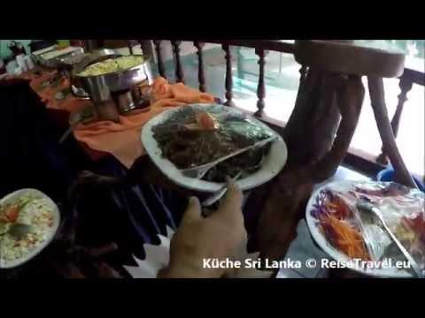 küche sri lanka, sigiri, cooking, kitchen, gewürze, © reisetravel ... - Sri Lanka Küche
