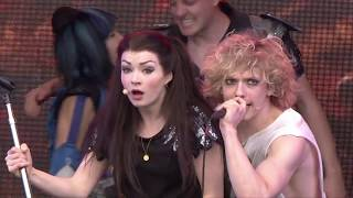 West End LIVE 2018 | Cast of Bat Out Of Hell