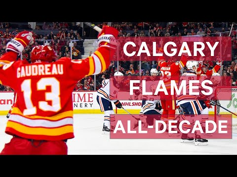 Who Makes The Calgary Flames All-Decade Team?