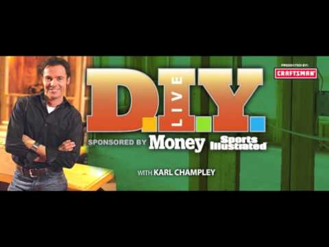 DIY Live with Karl Champley - 3M Window Film radio interview