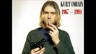 Kurt Cobain: Taxie Rides and shotgun shells