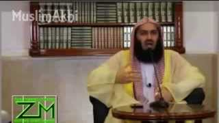 "The Man who didnt say ""Inshallah""...FUNNY Mufti Menk Story!!!"