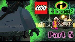 9e0aa6d4b32 Screen Slaver's Lair: LEGO The Incredibles Gameplay Walkthrough: Part 5