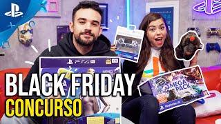 Ha llegado el BLACK FRIDAY a PLAYSTATION + CONCURSO | Conexión PlayStation