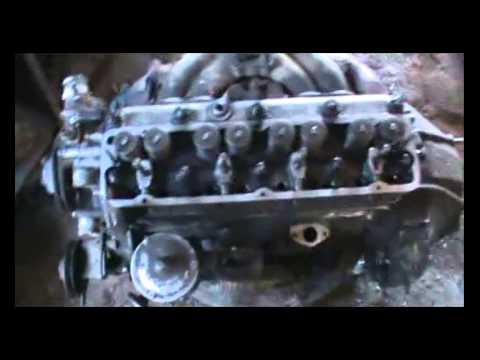 Двигатель ЗМЗ 402 и его компоненты