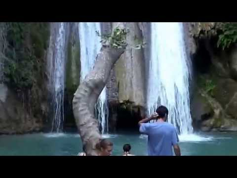 NEDA waterfalls,river in Peloponnese,Greece