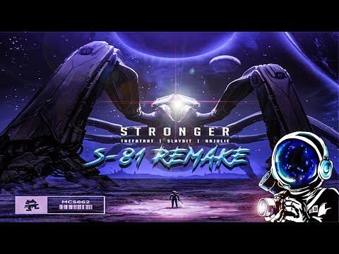 TheFatRat, Slaydit & Anjulie - Stronger (S-81 Remix)