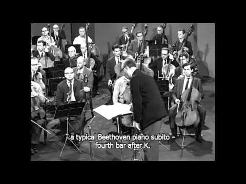 貝姆排練貝多芬第七交響曲   A rehearsal : Beethoven Symphony No.7