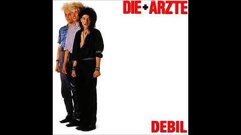 Die Ärzte - Debil [Full Album]