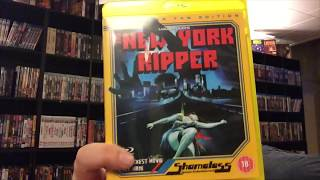 Rare OOP Horror Blu Unboxing From Action Jackman in the New Improved Movie Library