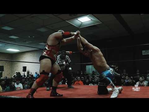 [Free Match] Michael Elgin vs. Cody Rhodes - Glory Pro
