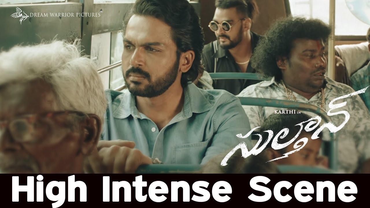 Sulthan (Telugu) - High Intense Scenes | Karthi, Rashmika | Bakkiyaraj Kannan