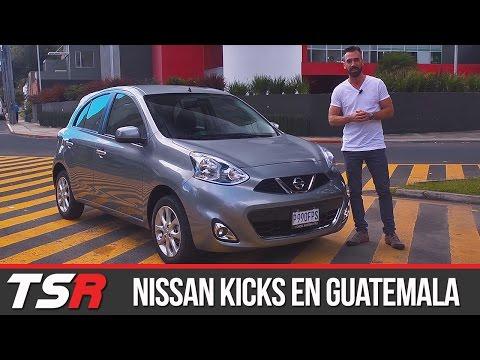 Nissan March 2016 - Baby Qashqai, pequeño, potente y ágil