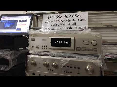 Amly accuphase 301 Thắng Audio 0983698887 bán âm ly đầu cd nhật bãi cd sony xa55es