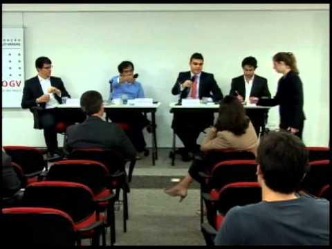 Workshop sobre Investimentos em Venture Capital no Brasil