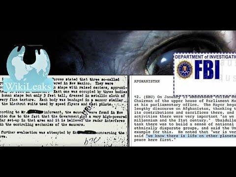FBI  INVESTIGA EXTRATERRESTRE INFILTRADOS EN ESTADOS UNIDOS