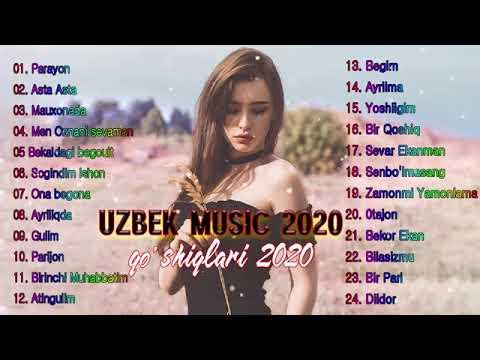 TOP  30  UZBEK QO'SHIQLARI Mp3🔥🎶👍