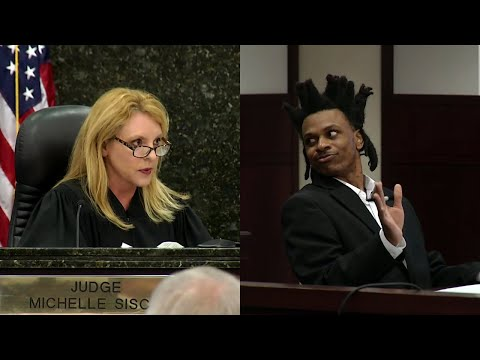 Download Convicted killer appears to wave off judge's pre-sentencing comments