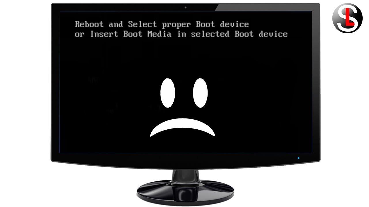 Что делать, если при включении компьютера появляется ошибка DISK BOOT