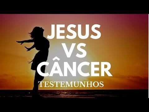 JESUS VS CÂNCER - PR. BRUNO (TESTEMUNHOS DE CURA: DEIVID E ELAINE)