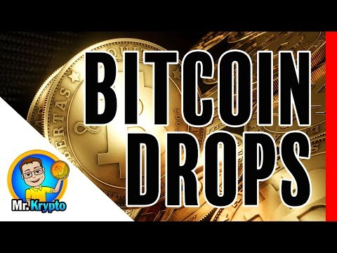 Bitcoin & The Digital World I Mr. Krypto is NOT affected by the sudden price drop?