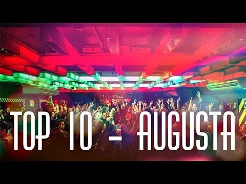 Top 10 - Baladas da Rua Augusta - SP