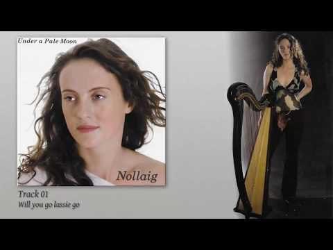 Nollaig Brolly - Under a Pale Moon (Full album)(2004) - Irish vocal music