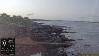 Preview of stream Portland Head Light - View of Casco Bay Live