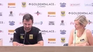 Voorbeschouwing STVV - KV Kortrijk : Ivan Leko