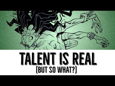 Talent is Real (but so what?)