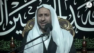 نعي | للوطن ردت كئيبة - الخطيب الحسيني عبدالحي آل قمبر