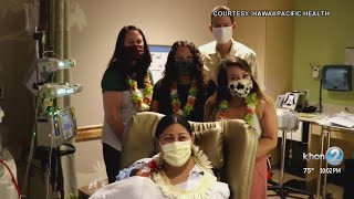 Mom, baby doing great after giving birth on Delta flight to Honolulu with help of doctor, three NICU