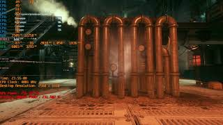 Batman  Arkham Knight i7 6400T L501C679 1080Ti 2560X1440
