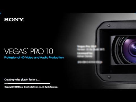 Vegas Pro 10.0 [CRACK][GERMAN] 32 bit / 64 bit