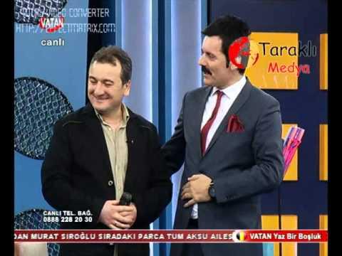 Erkan Bekmez Vatan Tv'de döktürdü www.taraklimedya.com